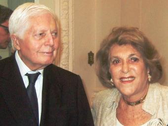 Hervé era casado com Vera Magdalena Simões - Foto: Therezinha Cardozo | Ag. A TARDE