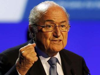 Blatter diz que o futebol é um negócio multibilionário - Foto: Agência Reuters