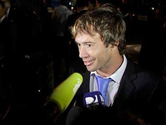 Lugano se mostrou irritado com afirmação de que não iria jogar - Foto: Washinton Alves | Agência Reuters