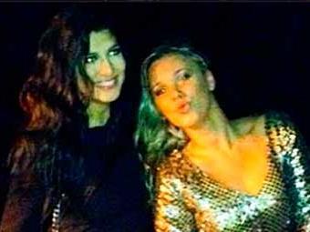 A ex-BBB Marien e Mari Silvestre foram uma das 50 belas mulheres convidadas - Foto: Instagram | Reprodução