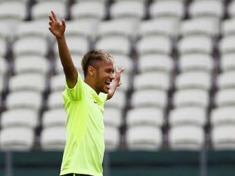 Neymar ganha quase R$ 9 milhões por mês - Foto: Eduardo Martins | Ag. A TARDE