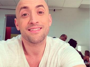 No acidente, Paulo Gustavo sofreu uma luxação no ombro - Foto: Reprodução | Instagram
