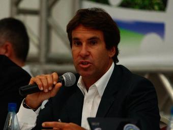 Rodrigo Paiva nega que tenha agredido jogador - Foto: Eduardo Martins   Ag. A TARDE