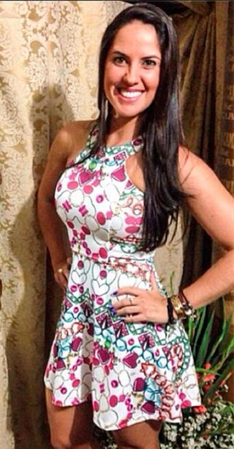 Graciele Lacerda, nova namorada de Zezé - Foto: Instagram | Reprodução