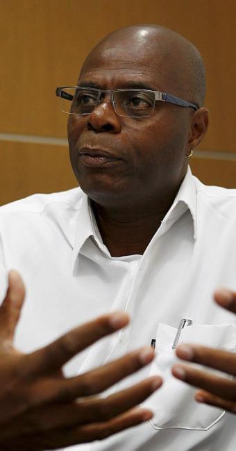 Hamilton Assis, candidato ao Senado pelo PSOL - Foto: Eduardo Martins | Ag. A TARDE