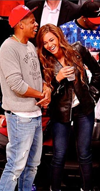 Beyoncé e o marido Jay-Z confirmaram presença no Rio de Janeiro - Foto: Reprodução   Instagram