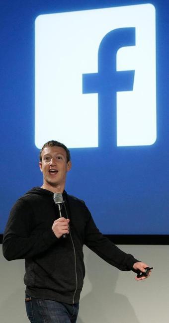 Mark Zuckerberg é criador do Facebook - Foto: Jeff Chiu | AP