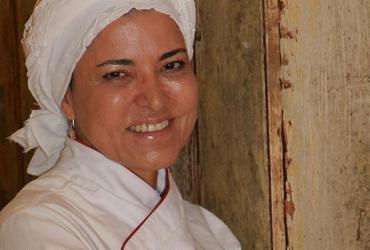 Chef Tereza Paim comanda gastronomia no Domingo Cultural |