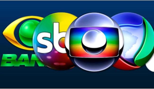 Band, Globo, Record e SBT brigam por audiência - Foto: Reprodução