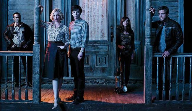 Os personagens do Bates estão de volta com suspense e terror - Foto: Divulgação
