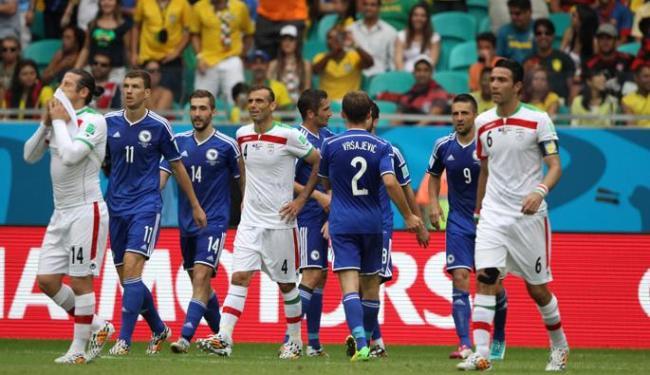 Mais uma vez, a Fonte Nova foi fonte de gols na Copa do Mundo - Foto: Lúcio Táveora | Ag. A TARDE
