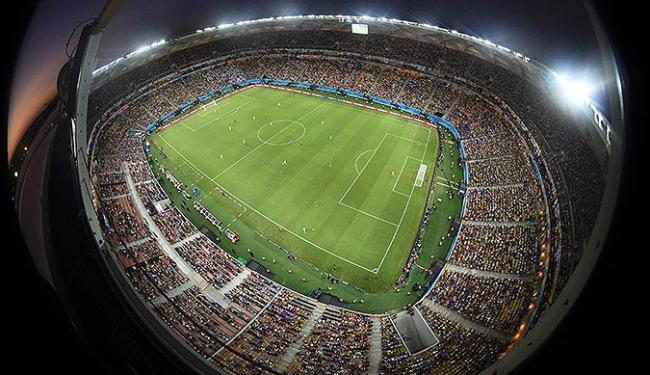 A Arena da Amazônia irá receber no próximo domingo a partida entre EUA e Portugal - Foto: Francois Marit l Reuters