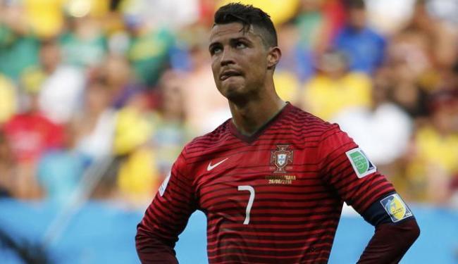 Cristiano Ronaldo fez seu único gol no Mundial e se despede precocemente da Copa do Mundo - Foto: Jorge Silva | Ag. Reuters