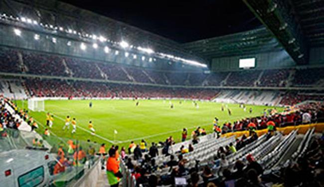 Arena da Baixada se tornou um enorme desafio para o Atlético-PR - Foto: Divulgação
