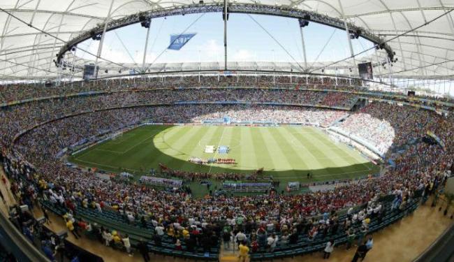 Copa do Mundo terá carga extra por desistências de público - Foto: Fabrizio Bensch   Agência Reuters