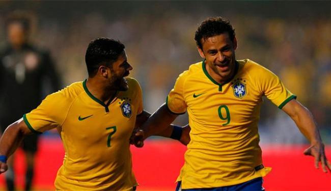 Fred foi o autor do único gol da partida - Foto: Agência Reuters