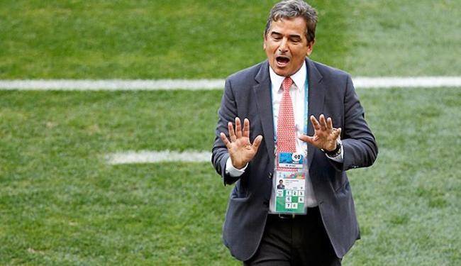 José Luis Pinto garantiu que Costa Rica está pronta para enfrentar qualquer seleção - Foto: Leonhard Foeger   Agência Reuters