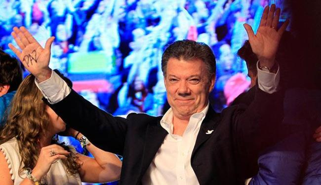 Novo presidente da Colômbia obteve 51% dos votos válidos - Foto: José Miguel Gomez | Agência Reuters