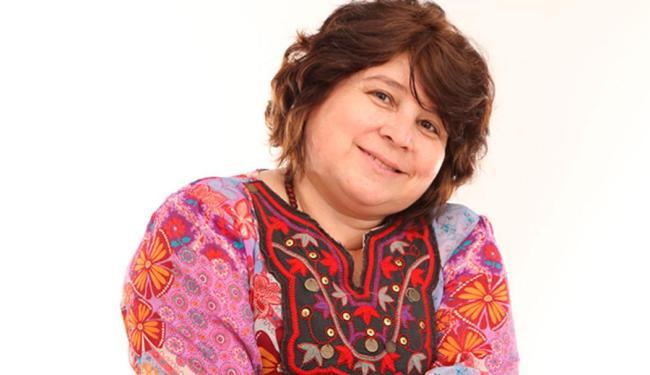 A escritora baiana Kátia Borges - Foto: Divulgação