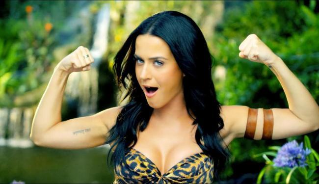 Katy Perry domina as vendas de música digital - Foto: Divulgação