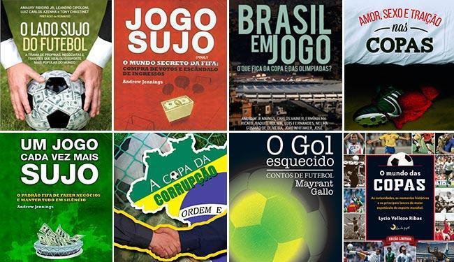 Livros abordam desde a polêmica realização no Brasil a obras mais técnicas ou históricas - Foto: Divulgação