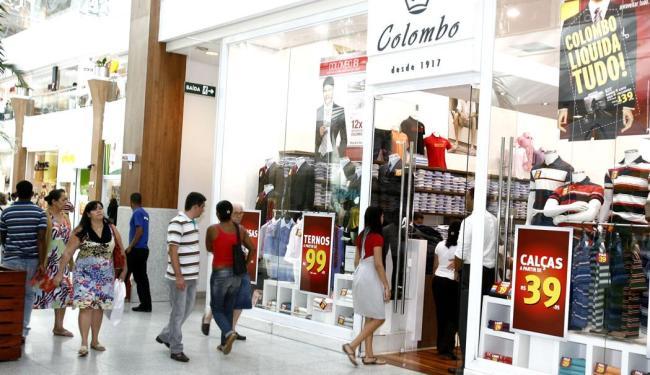 Shoppings funcionarão em horário especial - Foto: Luciano da Matta / AG A TARDE