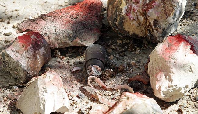 EUA devem aderir ao tratado internacional que proíbe uso de minas terrestres - Foto: Agência Reuters