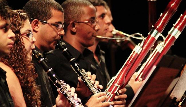 Jovens músicos serão selecionados para integrar a Orquestra Juvenil de Feira de Santana - Foto: Tatiana Golsman   Divulgação