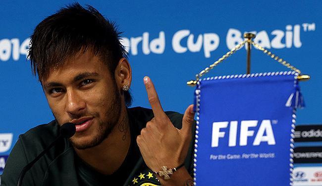 Neymar admite ansiedade para estreia e diz que não joga sozinho - Foto: Jefferson Bernardes l VIPCOMM