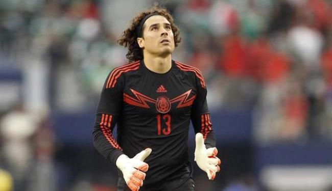 Goleiro da seleção mexicana garante que a equipe poder surpreender o Brasil, em Fortaleza - Foto: Mike Stone | Ag. Reuters