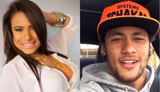 Patrícia Jordane diz que ela e Neymar ficaram no fim de 2012 - Foto: Reprodução | Instagram