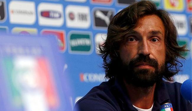 Meia de 35 anos é a principal referência da Itália - Foto: Alessandro Garofalo l Reuters