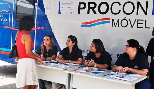 Ação visa orientar pessoas sobre violações ao direito do consumidor - Foto: Divulgação