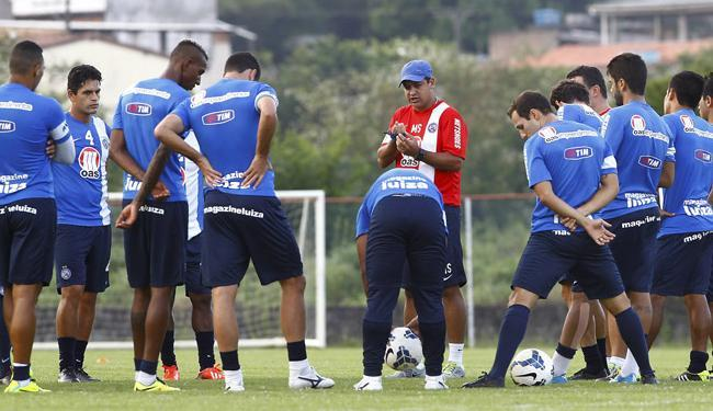 Com 9 desfalques, o Bahia busca vencer a Chapecoense para sair de perto do Z-4 - Foto: Eduardo Martins | Ag. A TARDE