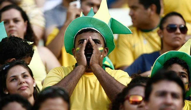 Aprovação dos brasileiros à Copa caiu 7% - Foto: Raul Spinassé | Ag. A TARDE