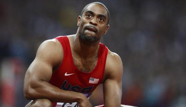 Tyson Gay foi punido por um ano e teve títulos de 2012 cassados - Foto: Ag.Reuters