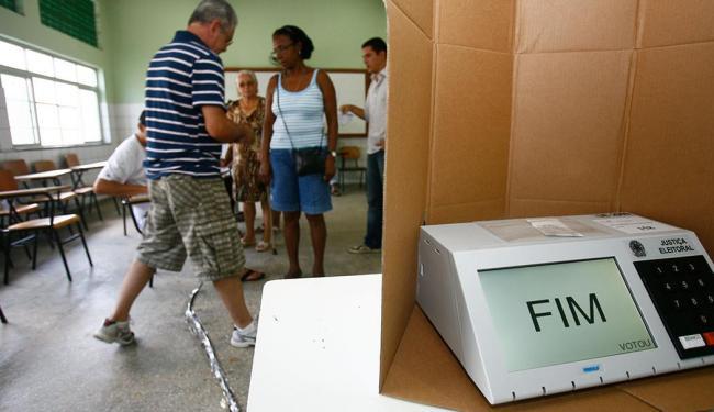 A Procuradoria vai obter a lista completa de liminares deste gênero concedidas na eleição de 2012 - Foto: Iracema Chequer | Ag. A TARDE | 03.10.2010