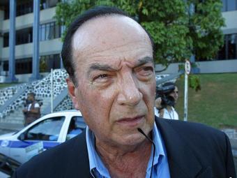 Advogado de Calmon de Sá (foto) vai recorrer da decisão - Foto: Luciano da Matta | Ag. A TARDE | 09.08.2005
