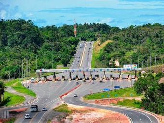 A BA-093 tem 121 quilômetros e faz a ligação entre a BR-324 até BR-101 - Foto: Divulgação