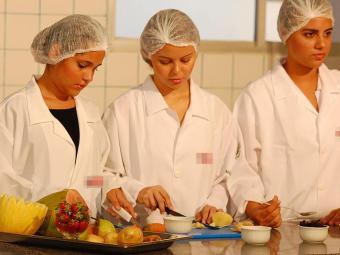 O curso é uma oportunidade de capacitação de mãe de obra para os jovens - Foto: Divulgação