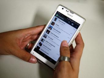 WhatsApp ocupa 2º lugar entre redes sociais mais populares - Foto: Margarida Neide | Ag. A TARDE