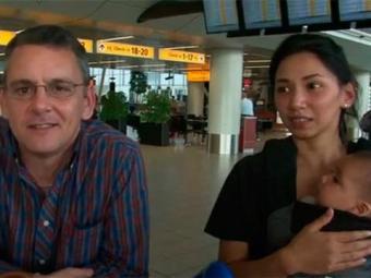 Família trocou de avião depois de não achar assento junto na aeronave que caiu - Foto: Reprodução | BBC