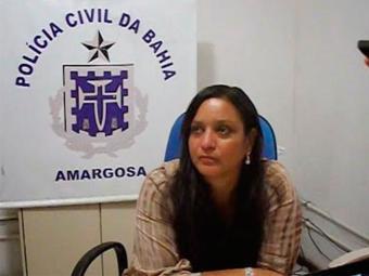 Glória Isabel será substituída por delegado de Castro Alves - Foto: Reprodução   Amargosa News