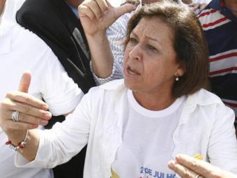 Advogado da candidata pretende entrar com uma queixa-crime na PF - Foto: Fernando Amorim   Ag. A TARDE   02.07.2014