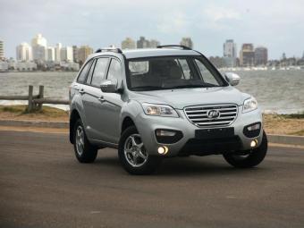 O X60 é vendido em duas versões: Talent e Vip e tem valor inicial de 55.990 - Foto: Lifan|Divulgação