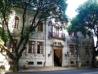 O Museu de Arte da Bahia fica no Corredor da Vitória - Foto: Fernando Vivas | Ag. A TARDE