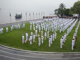 As vagas são destinadas exclusivamente para candidatos do sexo masculino - Foto: Divulgação | Marinha