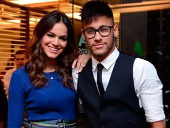 Bruna Marquezine e Neymar - Foto: Divulgação | TV Globo