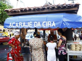 Ponto de Cira deve mudar de local - Foto: Fernando Vivas   Arquivo   Ag. A TARDE