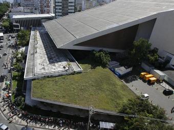 Venda pela internet deve reduzir filas para compra de ingressos - Foto: Fernando Vivas | Arquivo | Ag. A TARDE